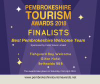 Tourism Award Finalists