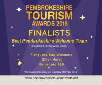 Tourism Award Finalists